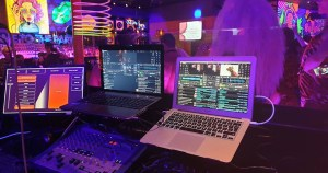 DJ Mixing Software for mixing music and video