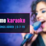Karaoke Subscription Update 5-7-19