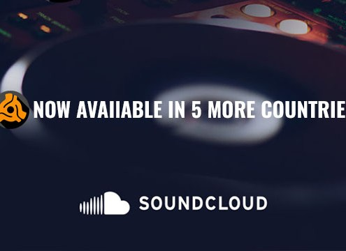 SoundCloud Go+ Subscription for DJ Software