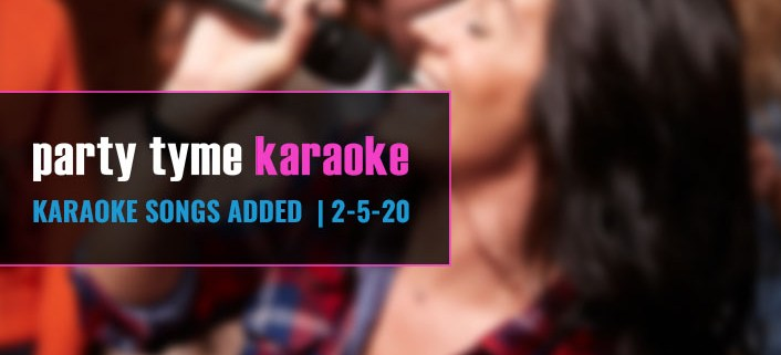 karaoke subscription new songs