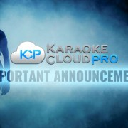 Karaoke Cloud Pro announcement