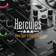 Hercules DJControl Inpulse 500 now DEX 3 DJ Software Supported