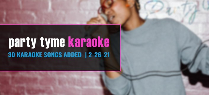 Karaoke Subscription and Karaoke Software 2021