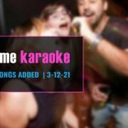 best karaoke subscription - new karaoke songs