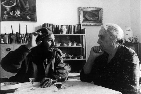Muere Fidel Castro Ruz. Comandante en jefe de la Revolución Cubana. Hasta siempre comandante.