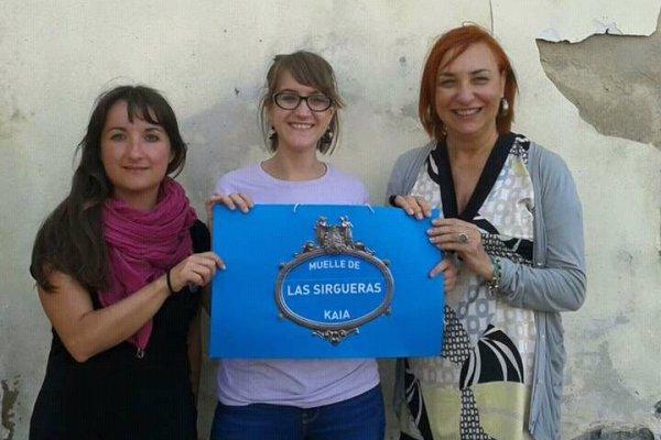 Se cambian las denominaciones franquistas de 3 calles en Bilbao