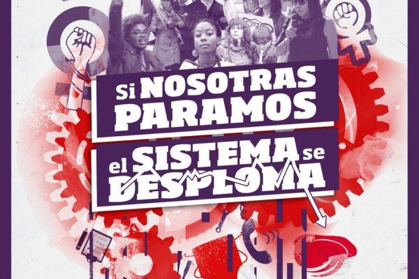 EL PCE-EPK HACIA LA HUELGA FEMINISTA DEL 8-M