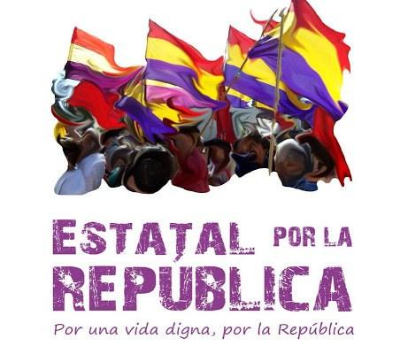 Convocatoria el próximo 10 de noviembre del «Encuentro Estatal por la República»