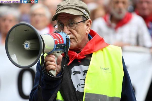 Movilizaciones en defensa de las pensiones públicas dignas este sábado 15 de Diciembre.