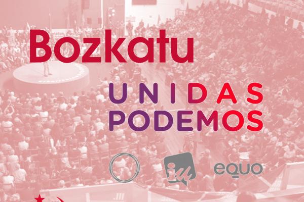 28A. Bozkatu Unidas Podemos-Elkarrekin Podemos Koalizioari