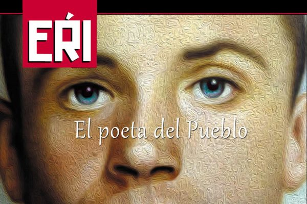 Publicado el nuevo número de la revista EŔI. El poeta que pagó por tomar partido.