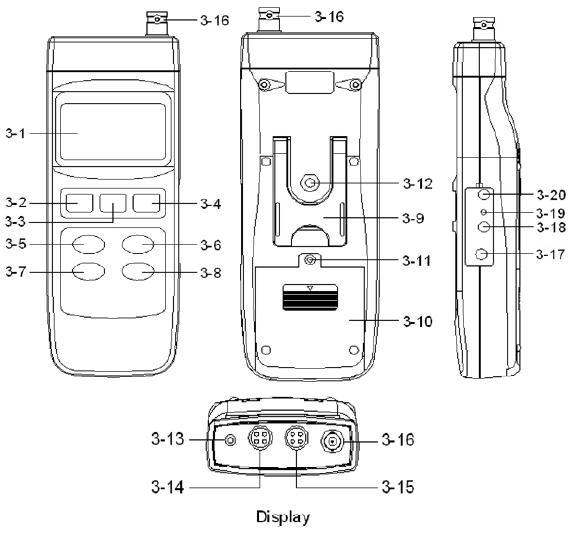 Medidor de oxígeno disuelto PCE-PHD 1