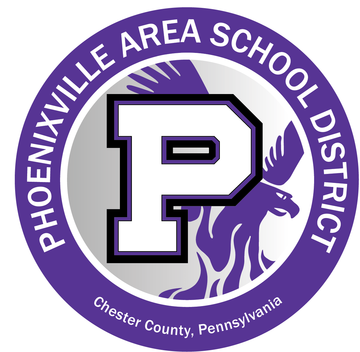 Phoenixville Area School District Seal