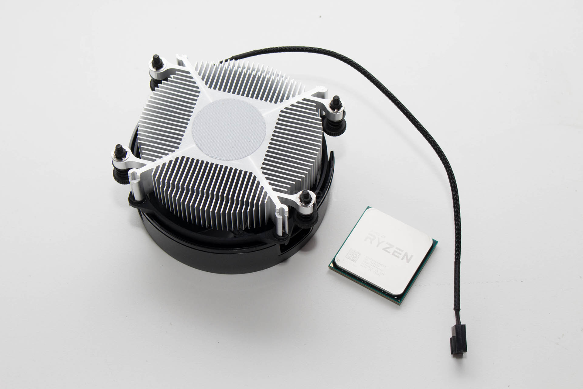 PC Ekspert - Hardware EZine - AMD Ryzen 3 1300X & 1200 recenzija