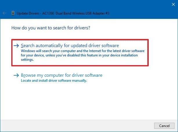resolve the Windows 10 update error code 0xc1900107