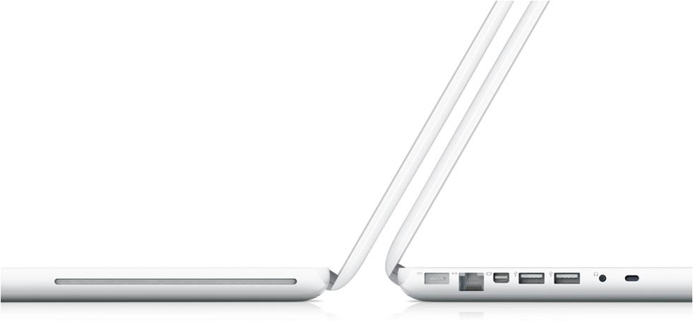 Apple MacBook Blanco