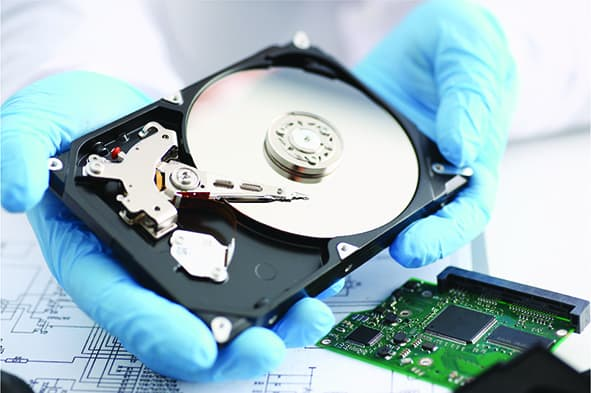 Data Recovery Service Irvine, Orange County, PC Expert Services