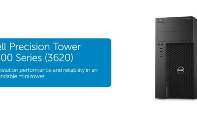 DELL FACTORY RECERTIFIED PRECISION T3620 BUSINESS WORKSTATION