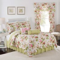 Waverly Emma's Garden Quilt Bedding sets and Accessories ...