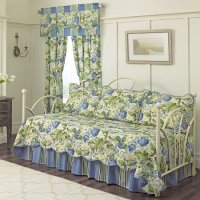 Floral Flourish Waverly Daybed Quilt Set - PC Fallon