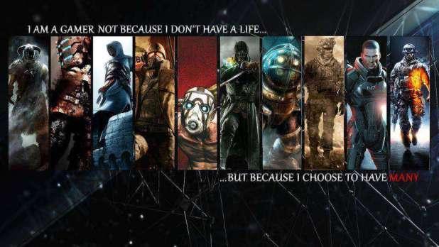 why im a gamer