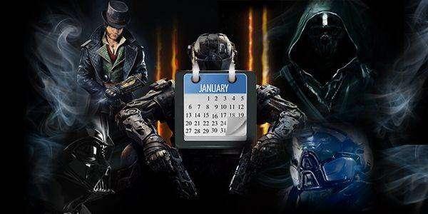 Gaming Calendar 2