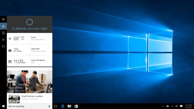 Cortana תעשה לנו חיים קלים יותר במציאת מידע