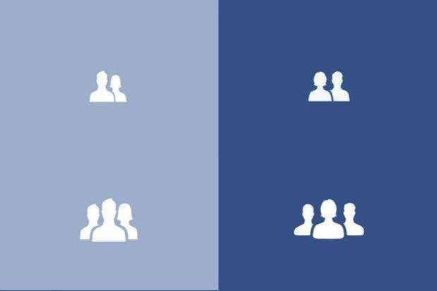 חברים בפייסבוק: שמאל ישן, ימין חדש