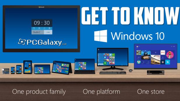 Windows 10 - נעים להכיר !