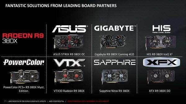 AMD R9 .380X