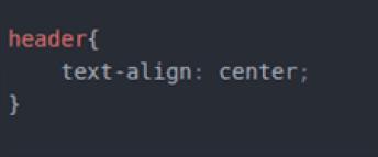 """בעזרת text-align:center נוכל """"למרכז"""" את התוכן של האלמנט נבחר"""