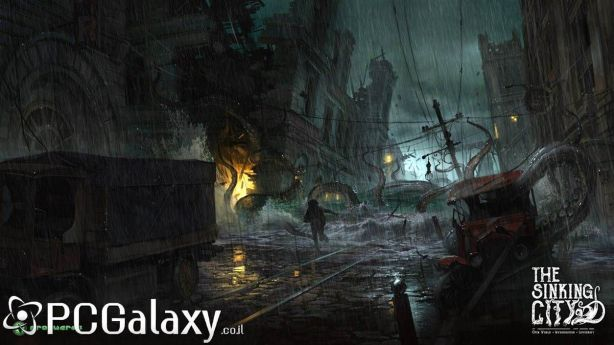 The Sinking City Artwork 2