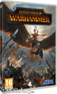 Total War - Warhammer Box Art