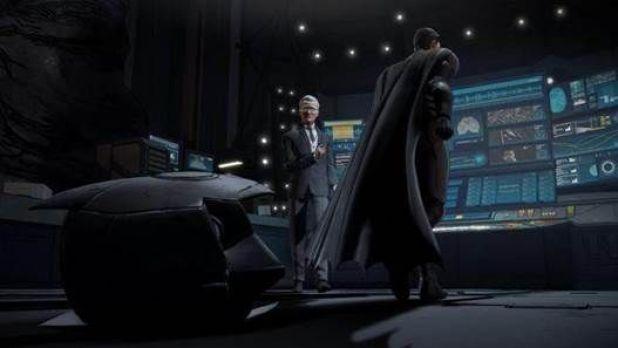 Batman The Telltale Series2