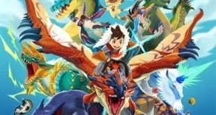 Monster Hunter Stories art