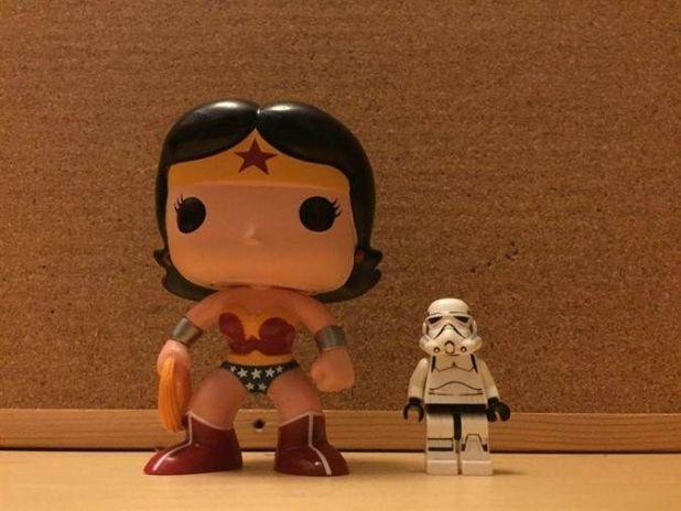 POP Wonder Woman 2