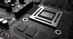 Xbox One Scorpio Microsoft