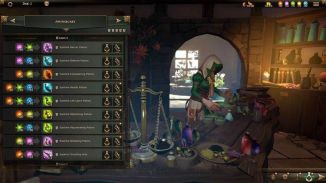 אפשר להעזר בתושבים למטרות אישיות כמו שיקויים שיעזרו במהלך המשחק