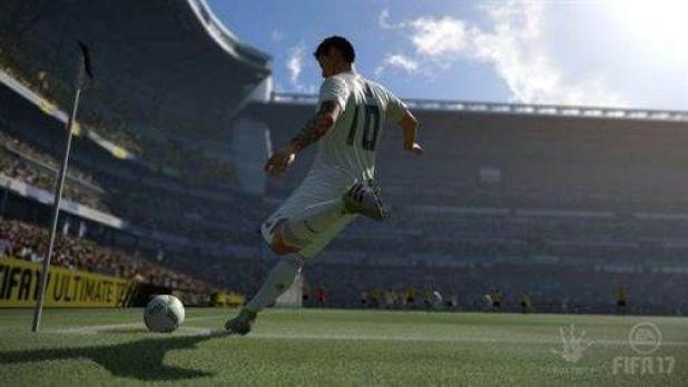 FIFA-17 DEMO
