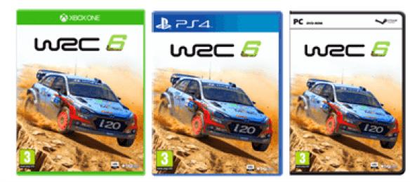 Hyundai i20 WRC Screenshot