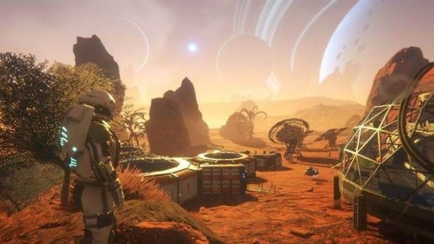 Osiris New Dawn Gameplay