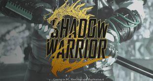 Shadow Warrior 2 Logo