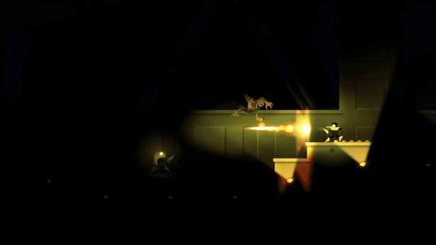Blast Brawl 2 - תמונת המפה Darkness