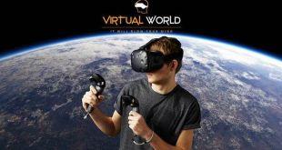 virtual world cover