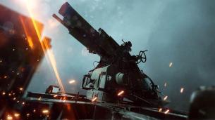 Battlefield 1 stationary weapon