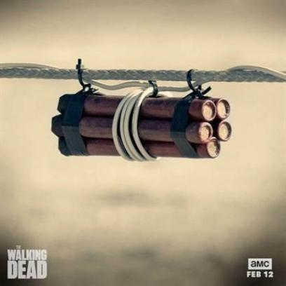 walking dead dynamite מתים מהלכים