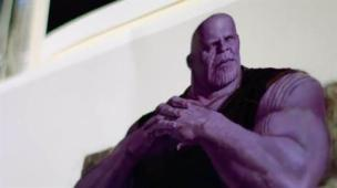 Avengers Infinity War Thanos 1