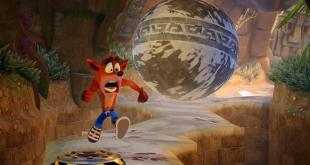 COCO Crash Bandicoot N-Sane Trilogy