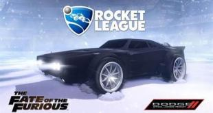 Rocket League Fate of the Furious