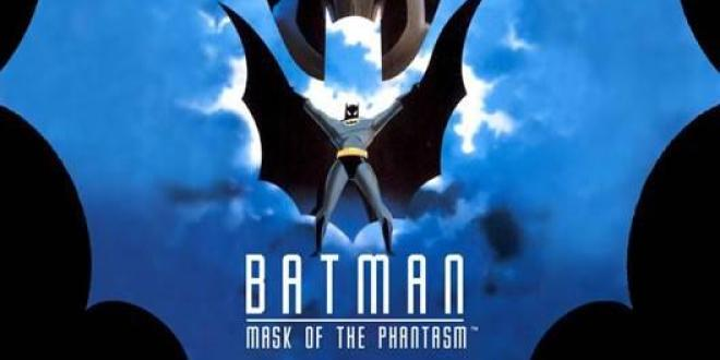 Batman Mask of the Phantasm באטמן מסכת התעתועים